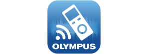 Olympus Audio Controller App for iPhone iOS Android