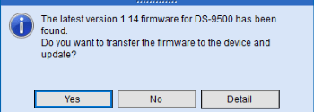 ODMS R7 DM Dictation Module Firmware Update