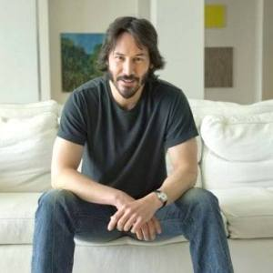 Keanu Reeves IDIDIT you can too