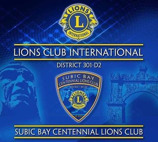 Subic Bay Lions Club Olongapo City Mayor Donation 40 Boxes of Vitamins and Supplements from SBCLC Donate Today