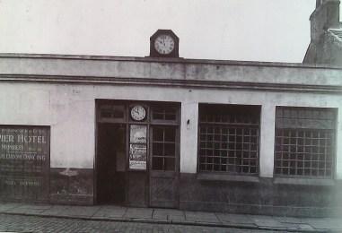 Rutland Street Mumbles train station 1951