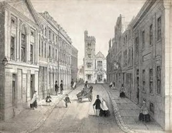 An early Temple Street