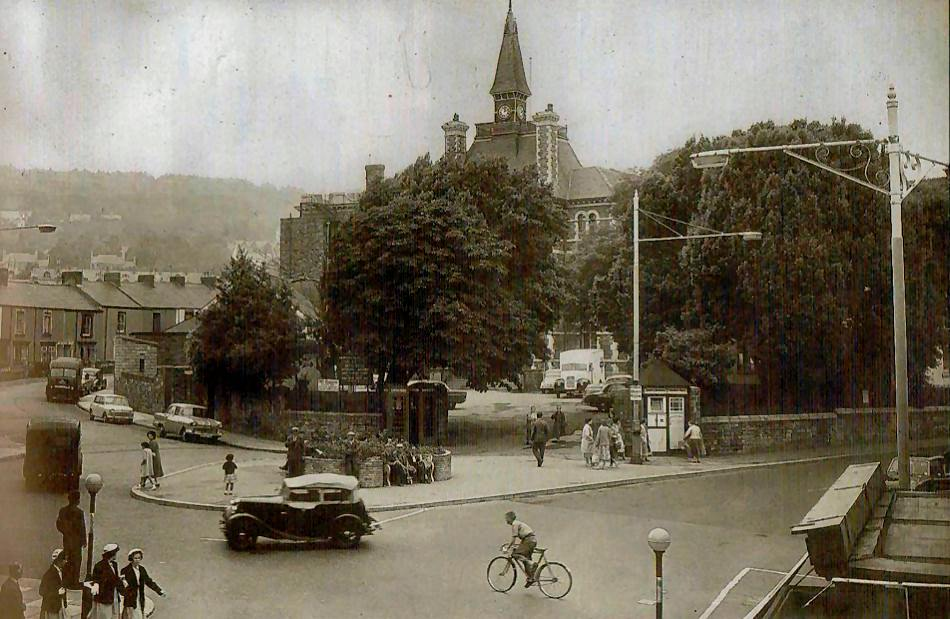 The Hospital Swansea Recalled