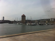 Swansea at River Tawe 2014