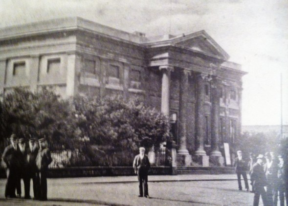 The Royal Institution - Swansea Museum around 1905