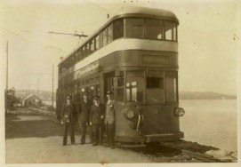 Mumbles train at Southend
