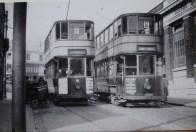 Beach Street Swansea tram