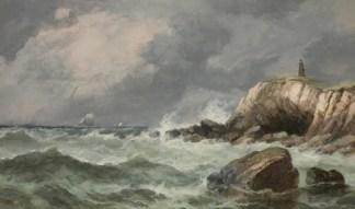 Mumbles painting swansea