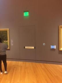 museum exit - dig hardware