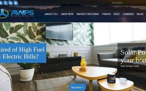 awps renewables energy