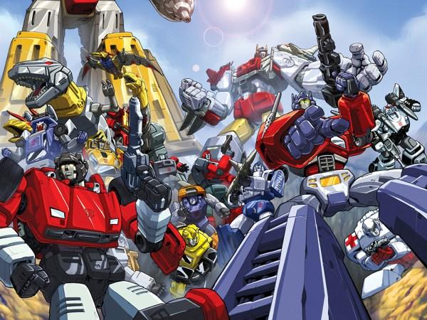 G1 Autobots Wallpaper Gallery 5 1600 x 1200 pixels