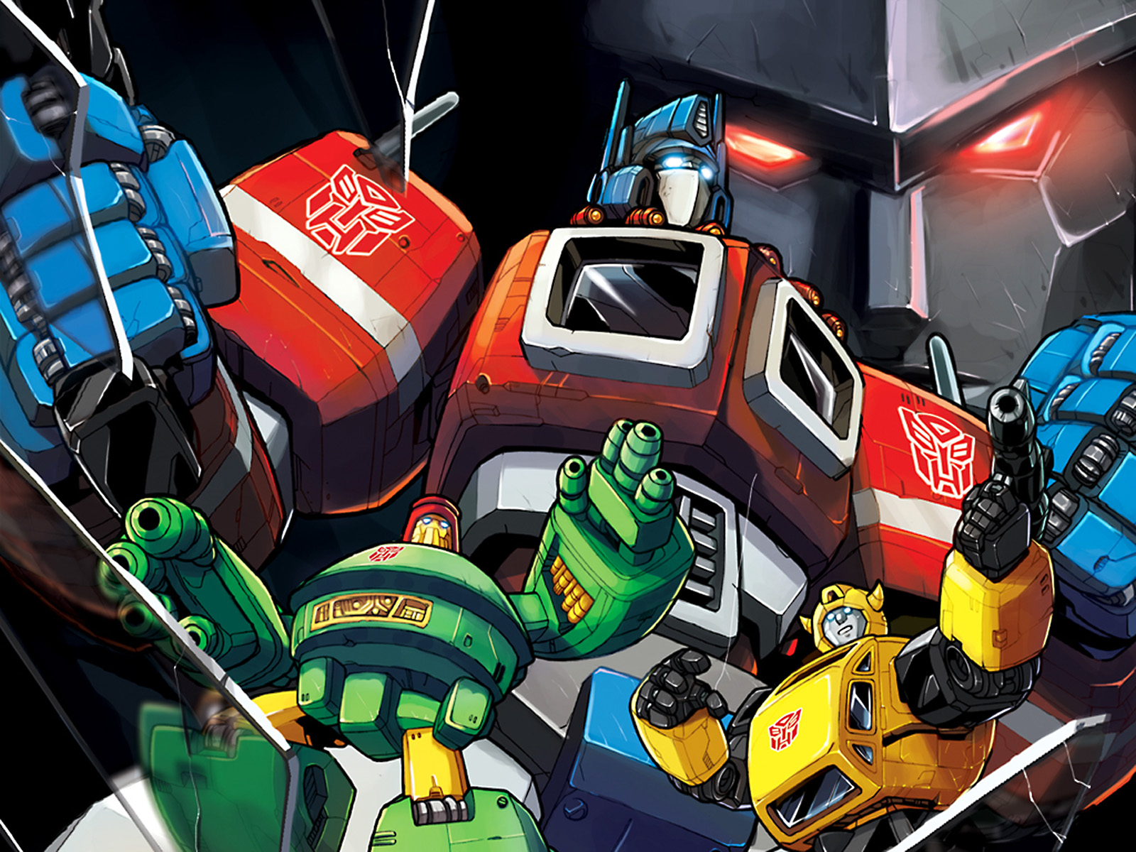 Vancouver Canucks Iphone Wallpaper G1 Autobots Wallpaper Gallery 5 1600 X 1200 Pixels