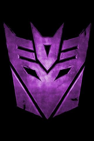 Jets Wallpaper Iphone Decepticons Logo Purplev Digital Citizen
