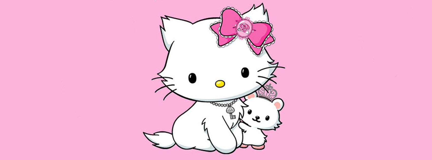 Cute Wallpapers 400 Pixels Wide 84 Hello Kitty And Sanrio Friends Facebook Timeline Cover