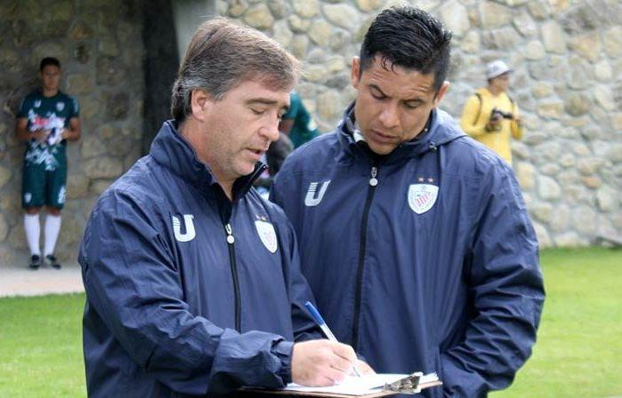 FutVe entrenadores