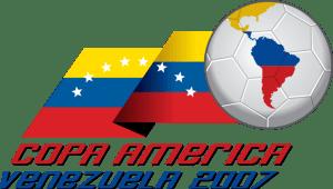 Logo Copa América 2007