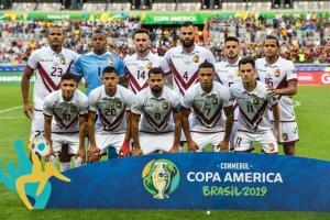 Venezuela en la Copa América 2019.