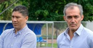 Stalin Rivas y Juan García