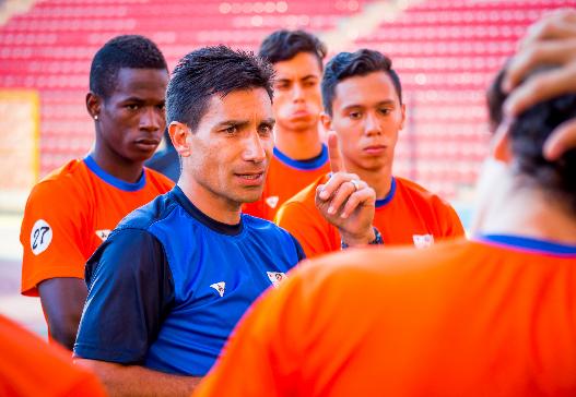 Ruberth Morán reflexiona sobre el estado actual del fútbol en Venezuela.