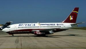 Avión Vinotinto