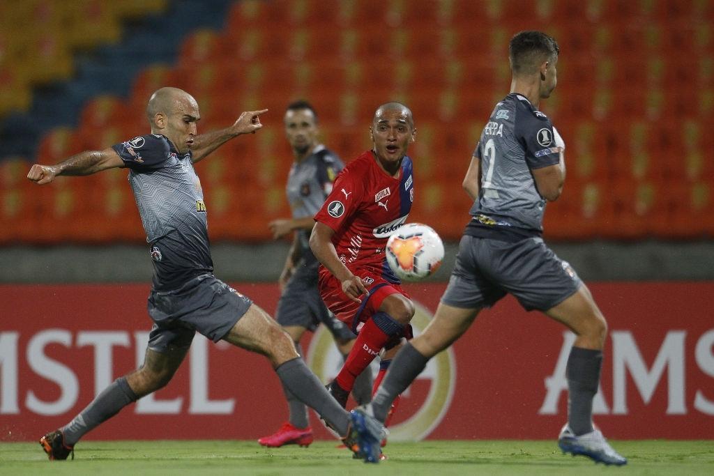 Caracas FC en la Copa Libertadores.
