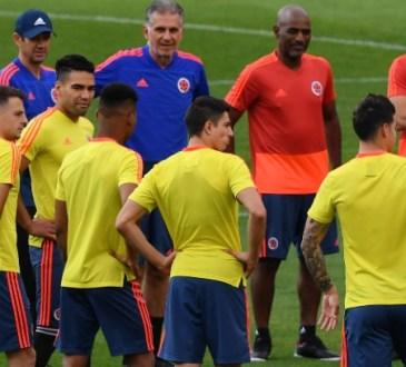 Colombia, rival de Venezuela en el inicio de las Eliminatorias a Qatar 2022.