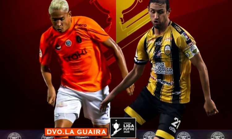 Final Futve, Deportivo La Guaira ante Deportivo Táchira.