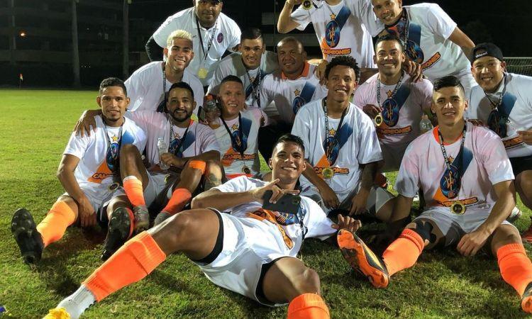 Deportivo La Guaira, campeón del Futve.