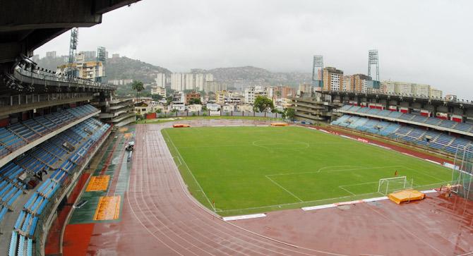 Estadio Brígido Iriarte.