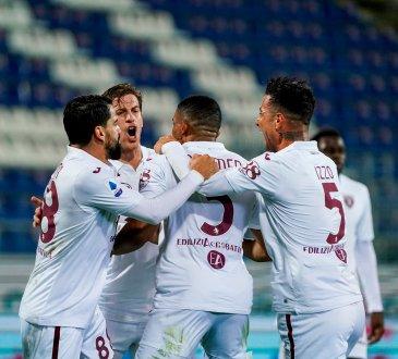 Tomás Rincón y el Torino buscan escapar del mal momento.
