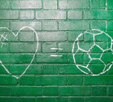 El Día del Amor... y el fútbol.