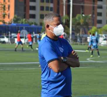 Jesús Cabello, DT de Mineros.