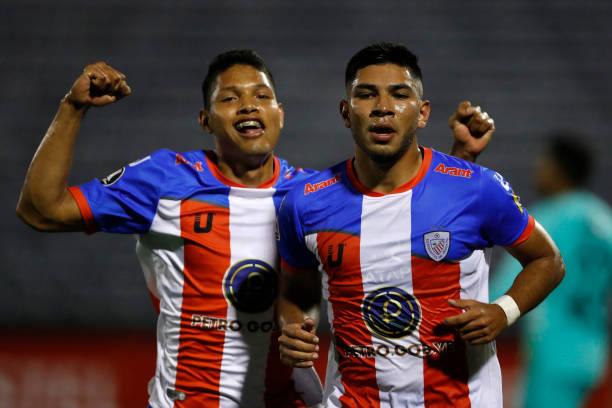 Estudiantes de Mérida en la Libertadores 2020