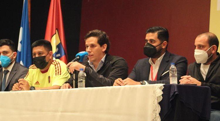 Jorge Giménez, nuevo presidente de la FVF - Foto FVF
