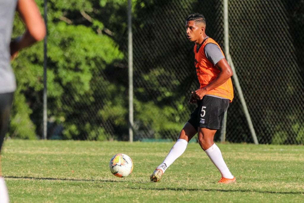 Edson Castillo - Foto Caracas FC