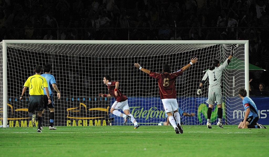 Giancarlo Maldonado vs Uruguay