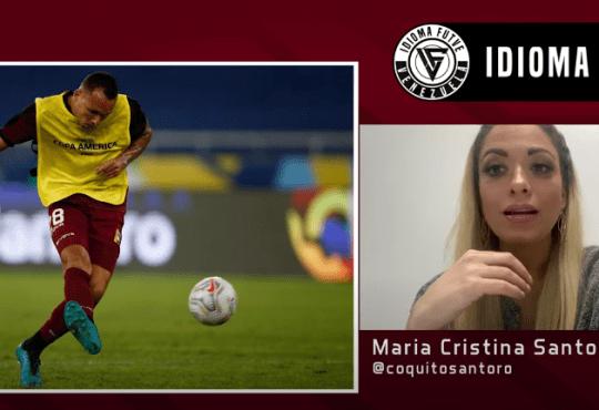 María Cristina Santoro