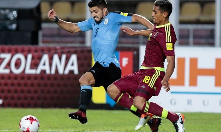 El último Venezuela vs Uruguay terminó en empate a cero en Pueblo Nuevo.