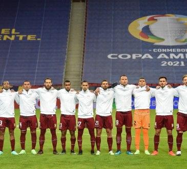 El once de Venezuela ante Brasil por la Copa América