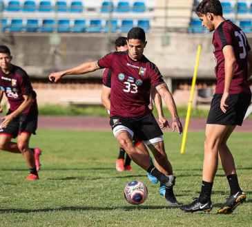 La Vinotinto convocó a un grupo de jugadores de urgencia para la Copa América