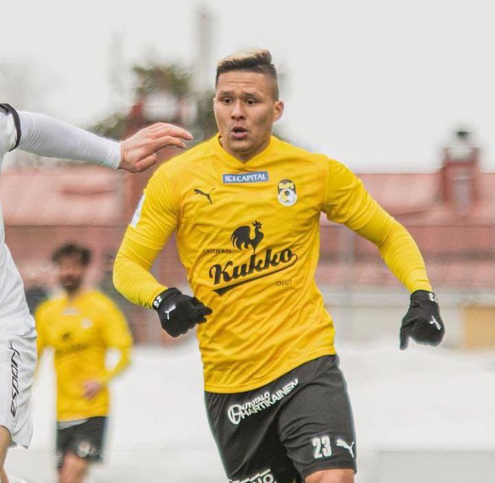 Daniel Carrillo, uno de los laterales izquierdos convocados a la Vinotinto