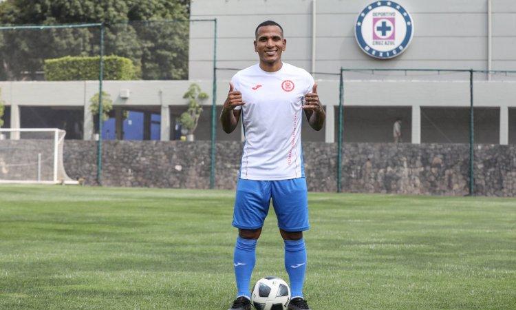 Rómulo Otero Cruz Azul