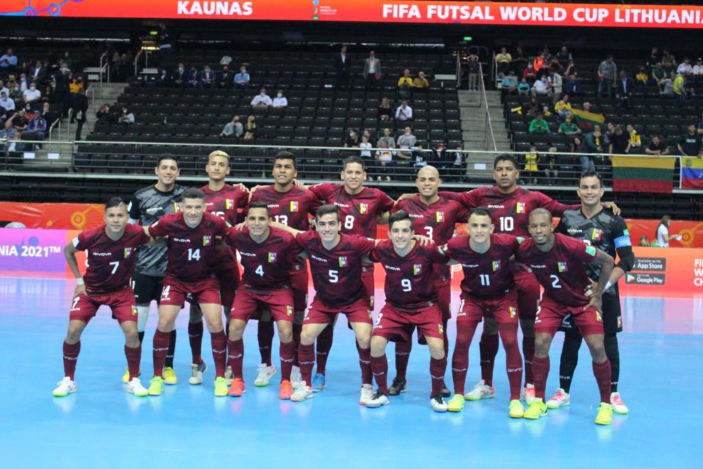 La Vinotinto del Futsal