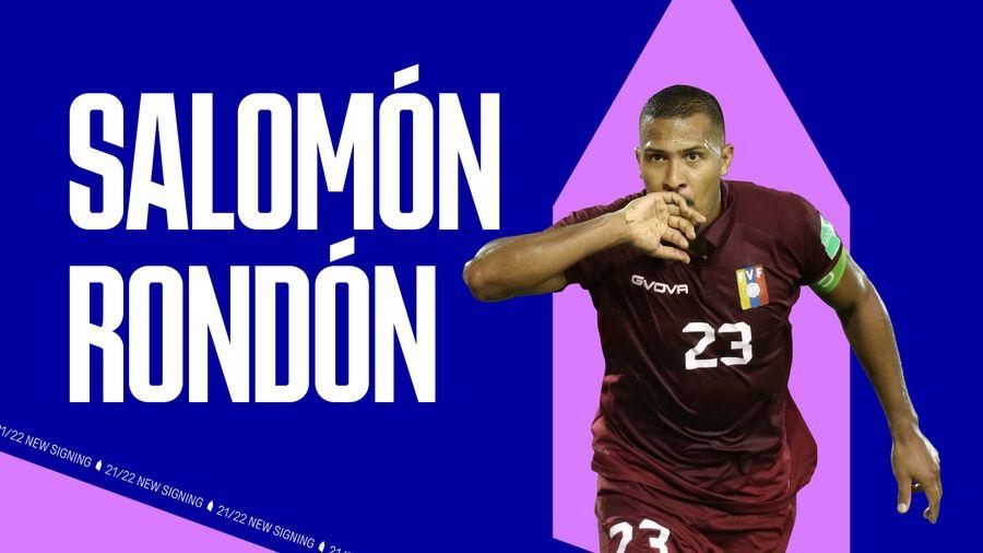 Salomón Rondón