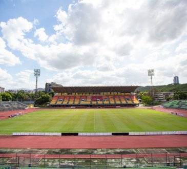 Estadio Olímpico de la UCV - Liga Futve