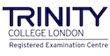 Logo Registered Examination Centre Trinity