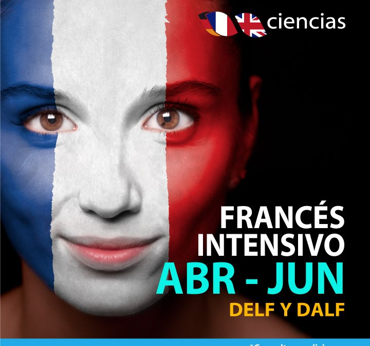 FRANCÉS INTENSIVO ABR-JUN 57H
