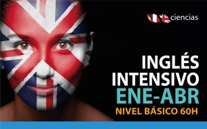 cartel ingles intensivo enero abril 60 horas nivel basico