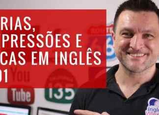 Dicas, Gírias e Expressões em inglês - Parte 1