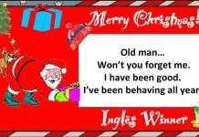 Música de Natal em Inglês (Christmas Music in English)
